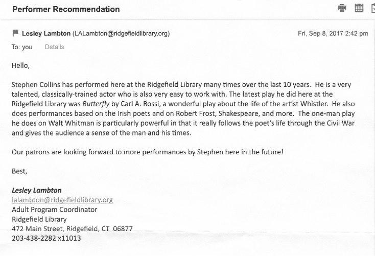 Ridgfield Library