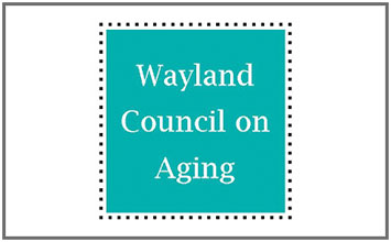 Wayland Council on Aging October 2012