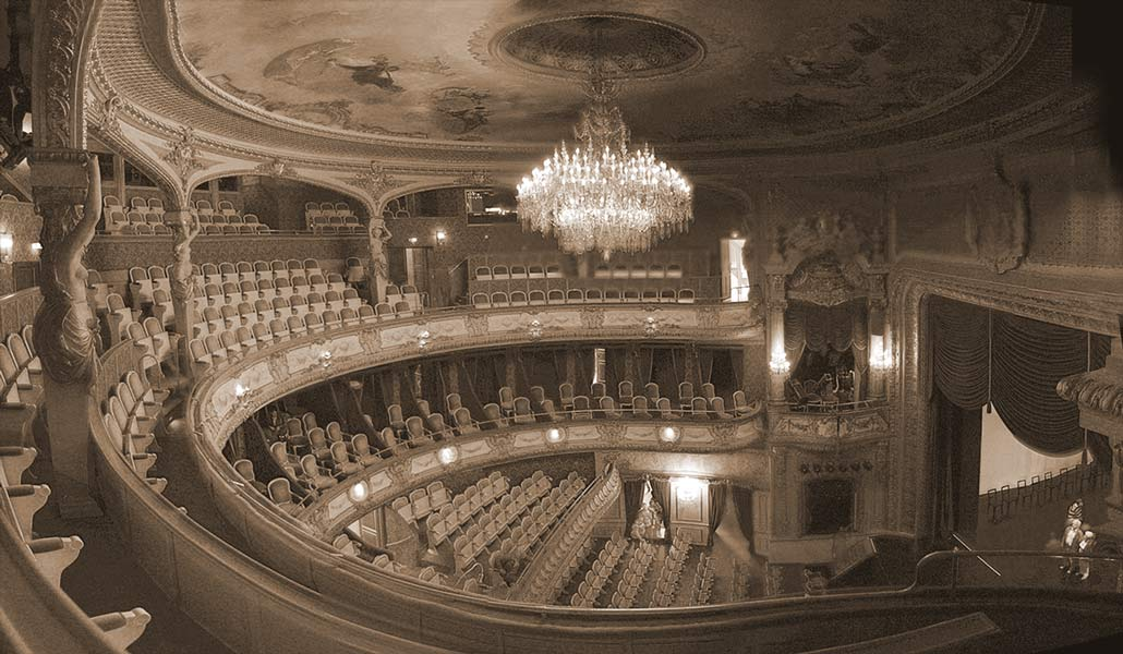The Theater of the 1930s, 1940s, 1950s